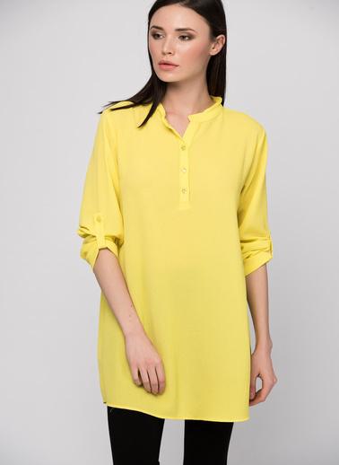 Sense Bluz Sarı